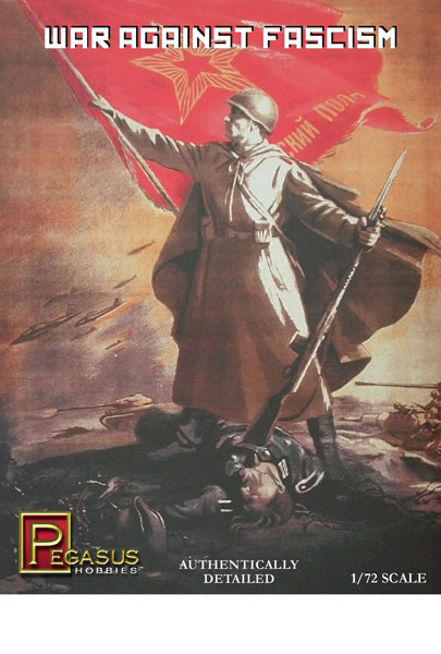 Russian War / Facism 1/72
