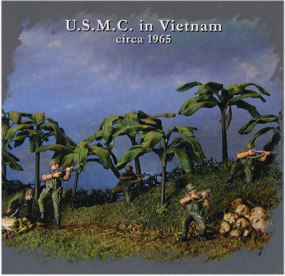 USMC Lost in Vietnam 1/72