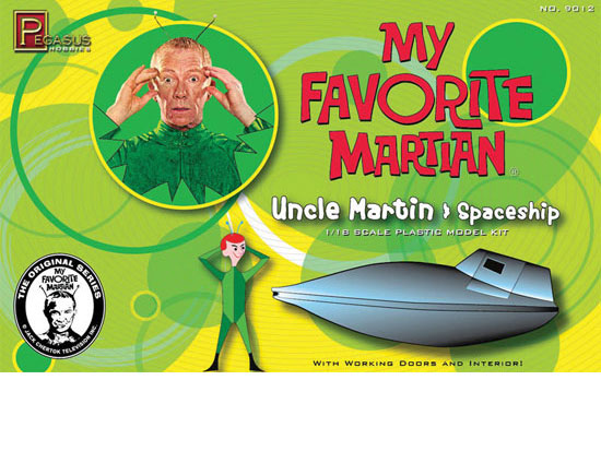 My Favorite Martian 1/18