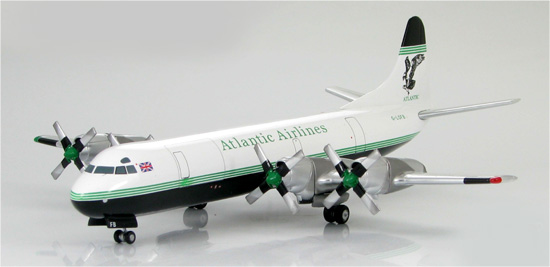 L-188 Electra Atlantic Airline