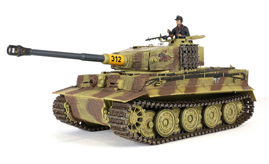 German Tiger 1 R/C 1/24