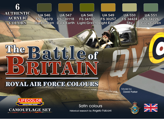Set Battle of Britain WWII