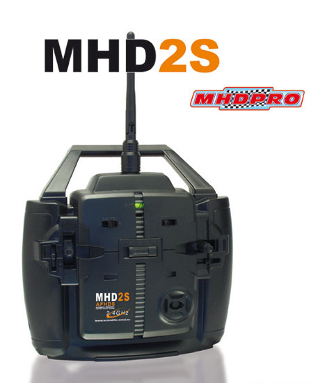 MHD2S  2,4 GHz AFHDS