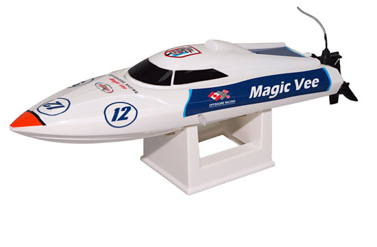 Micro Magic Vee RTR V4