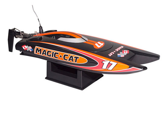 Micro Magic cat RTR V5