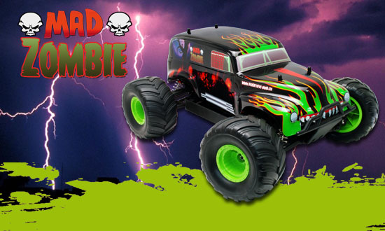 MAD ZOMBIE BR RTR 110