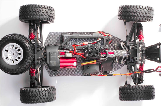 video vatos rc 4wd buggy