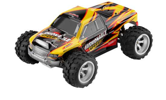 MINI MHD Truggy 4WD 1/18