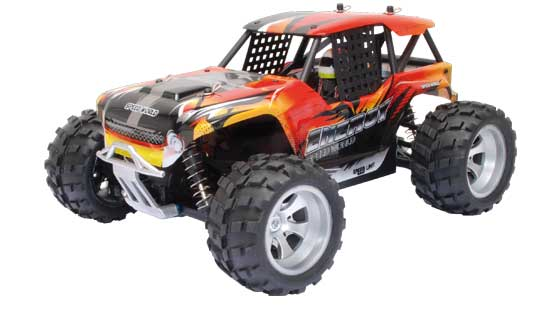 MINI MHD ENERGY 4WD 1/18