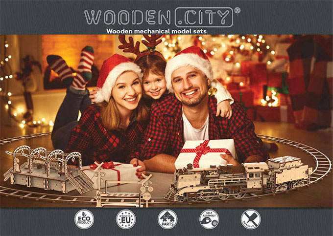 WOODEN CITY 2020