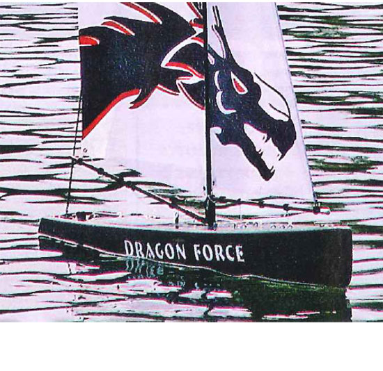 DRAGON FORCE RG65