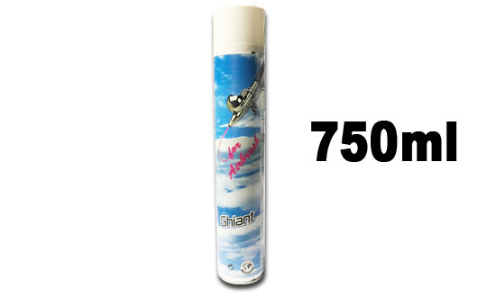 BOMBE D'AIR COMPRIME 750ml