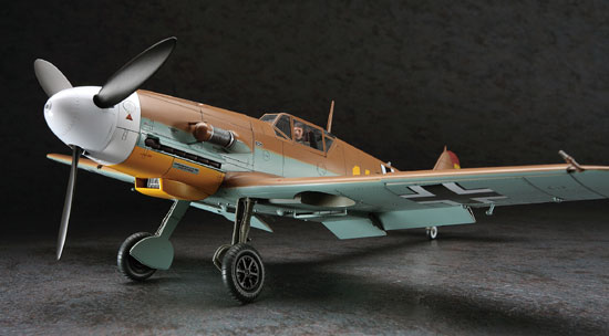 Bf109F-4 TROPICAL 1/32