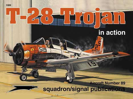 T-28 TROJAN IN ACTION