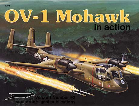 OV-1 MOHAWK IN ACTION