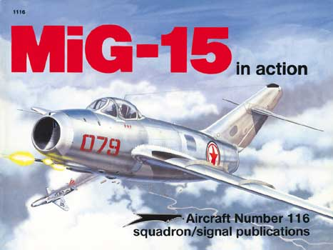 MIG 15 IN ACTION