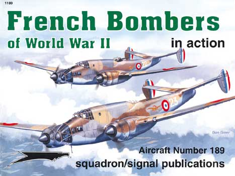Fr. BOMBERS WWII IN ACTION