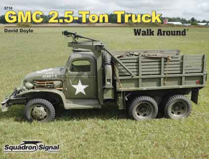 GMC 2.5 TON TRUCK WALK AROUND