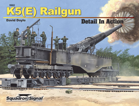 KS (E) RAILGUN DETAIL - IN ACTION