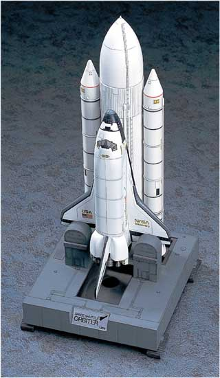 SPACE SHUTTLE  + BOOSTER 1/200