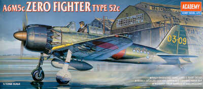 ZERO Fighter Type 5 1/72