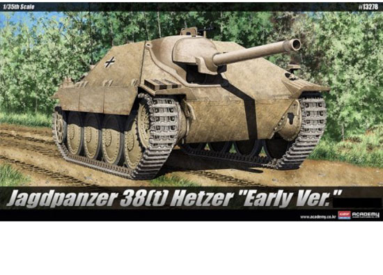 38T Hetzer Early 1/35