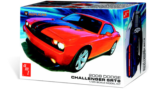 Dodge Challenger STR8 2008 1/25
