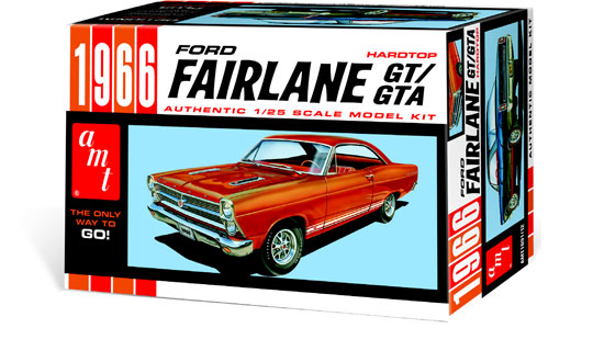 Ford Fairlane GT 1966 1/25