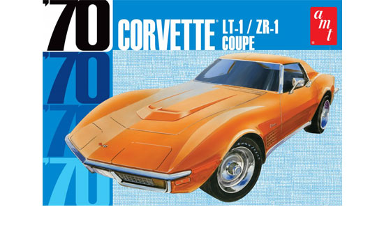 Chevrolet Corvette coupé 1970