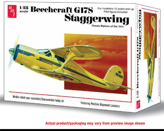 Beechcraft GS17S Stagger 1/48