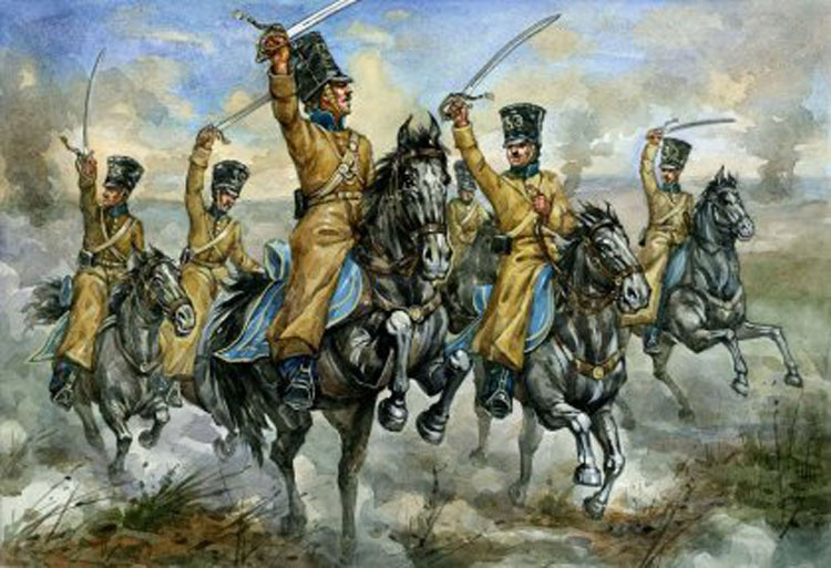 Hussards Russes
