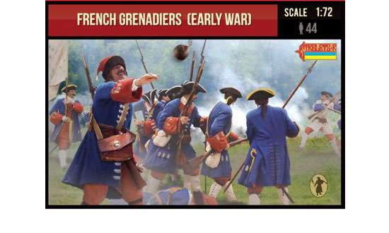 French Grenadiers (Early War)