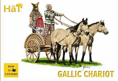 Chariot Celte 1/72