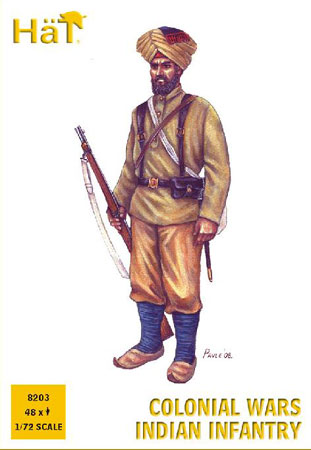 INFANTERIE INDIENNE COLONIALE